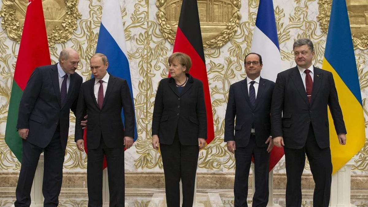 А давайте делегати з українського боку в Мінську підуть на ... пенсію