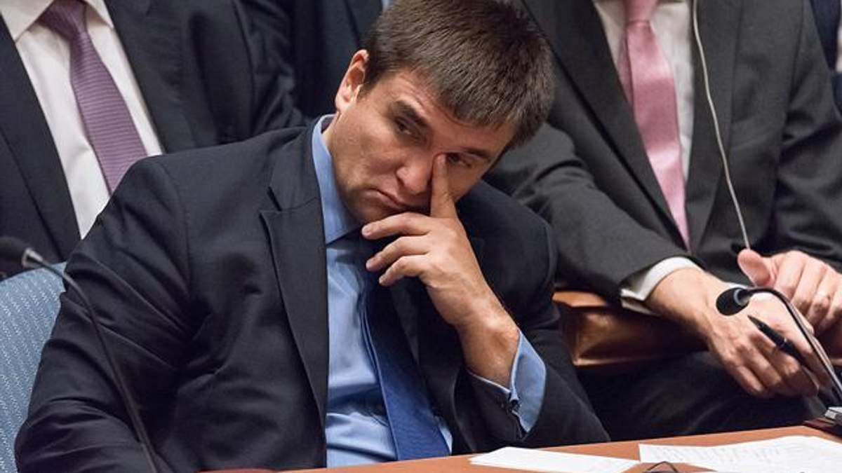Україна подумує вийти з СНД, – Клімкін