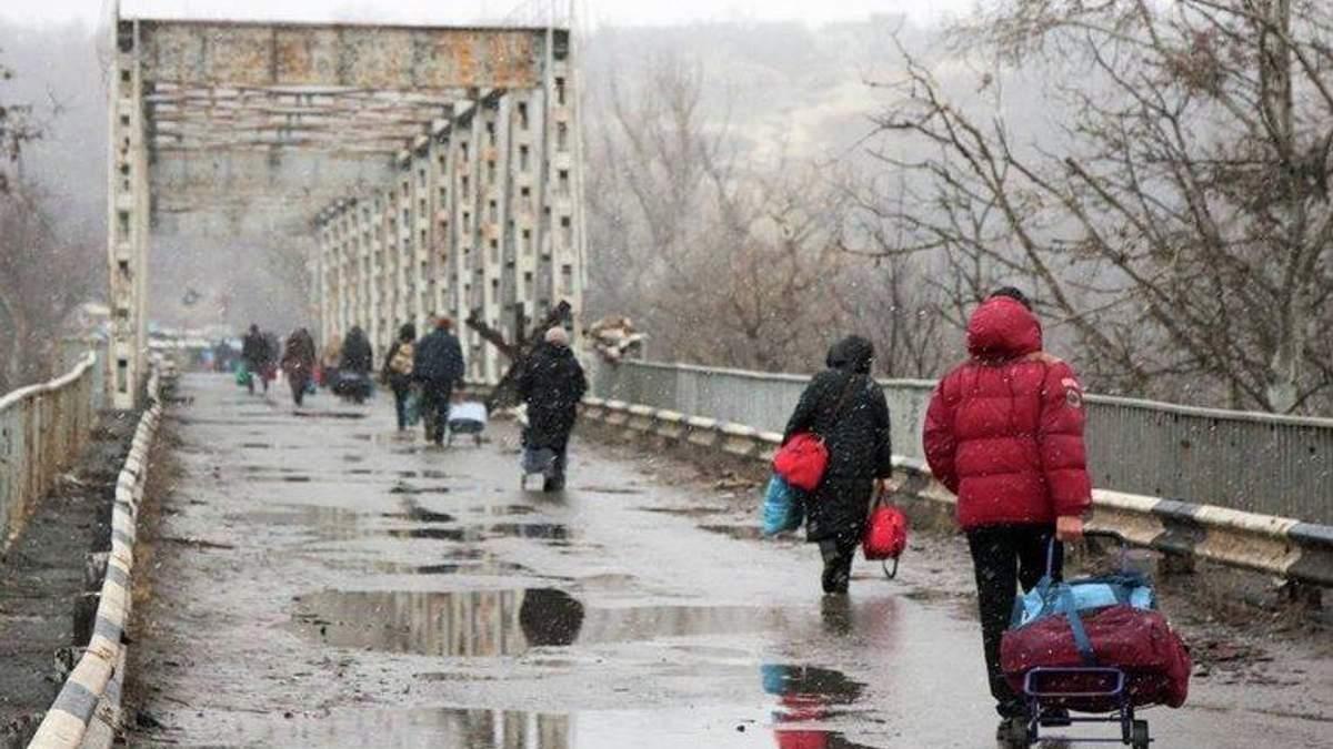 Станица Луганская. Мост между Украиной и временно оккупированными территориями