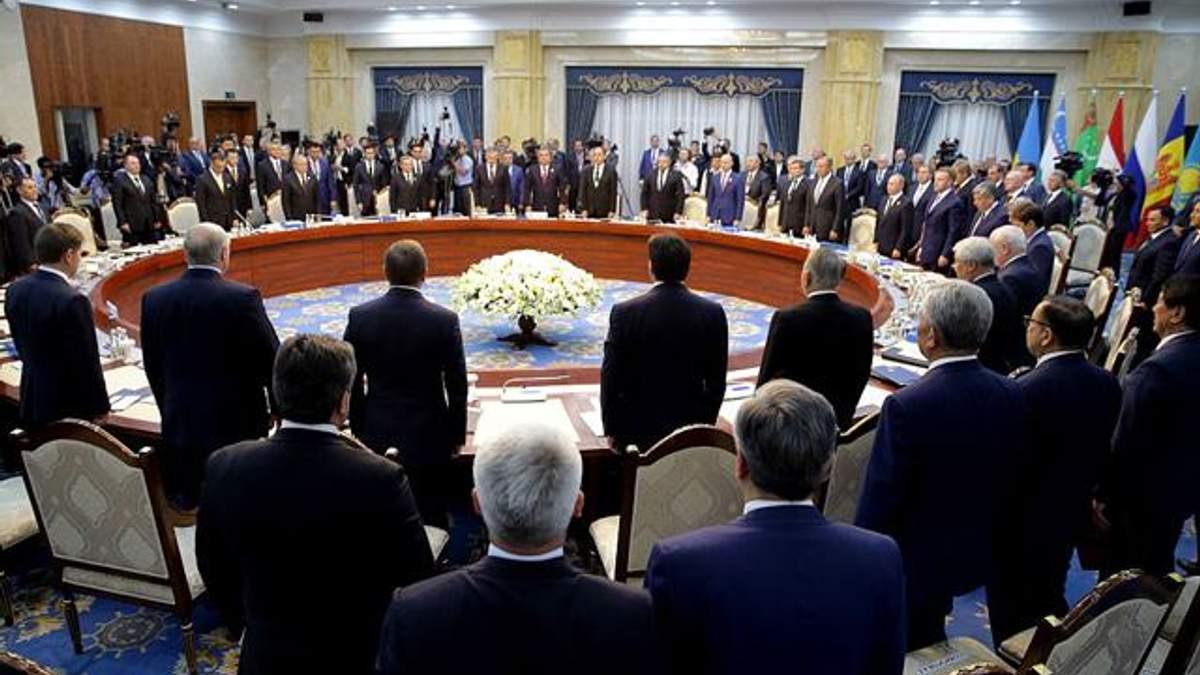 Україна не може бути в СНД з агресором, – нардеп