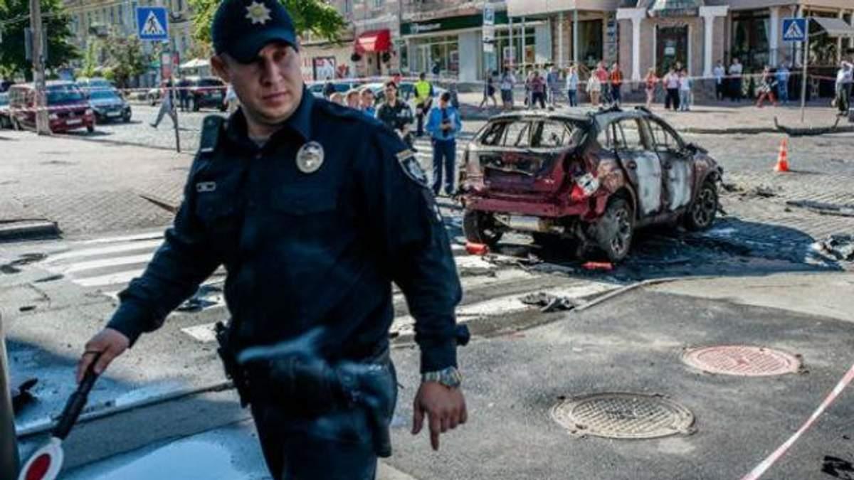 Журналіста вбили у машині