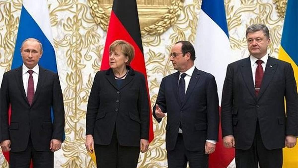 У Берліні говорили також про Дебальцеве