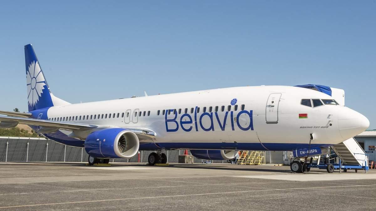 СБУ пояснила ситуацию со скандальным возвращением белорусского самолета