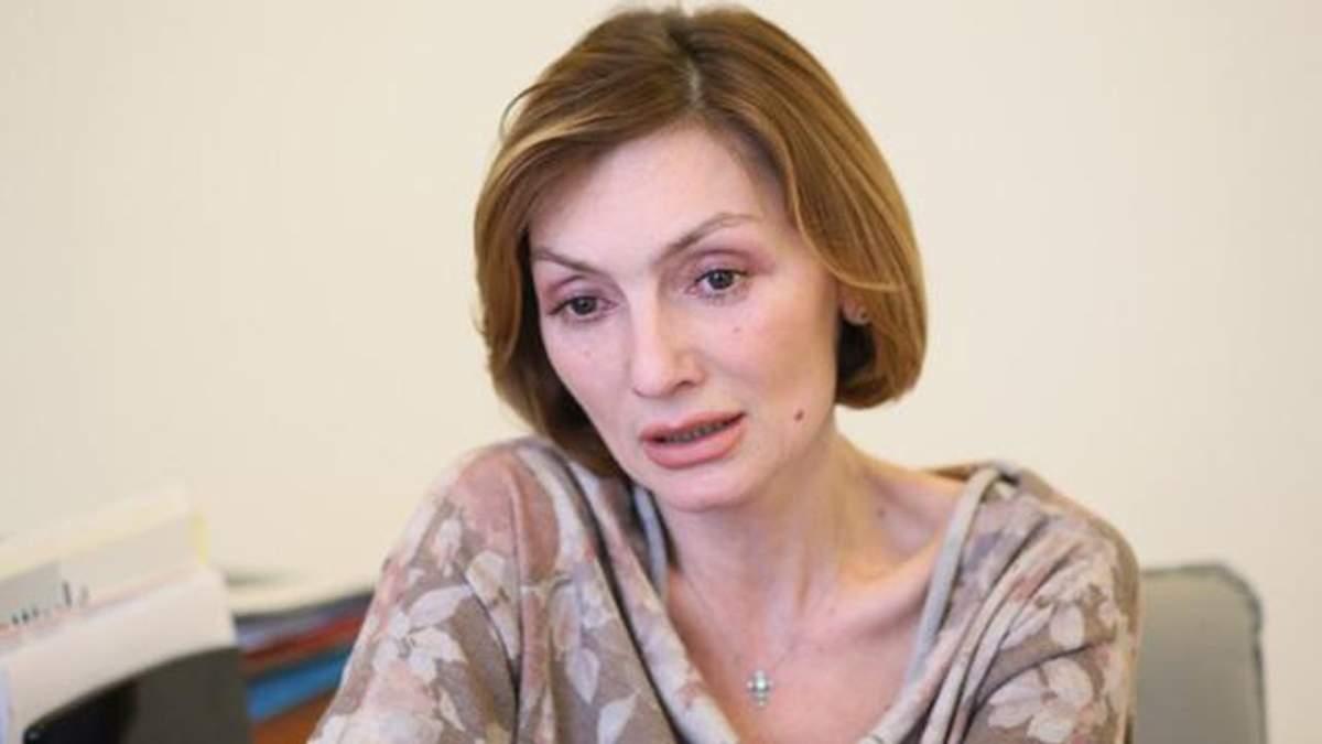 Заступник глави правління НБУ Катерина Рожкова