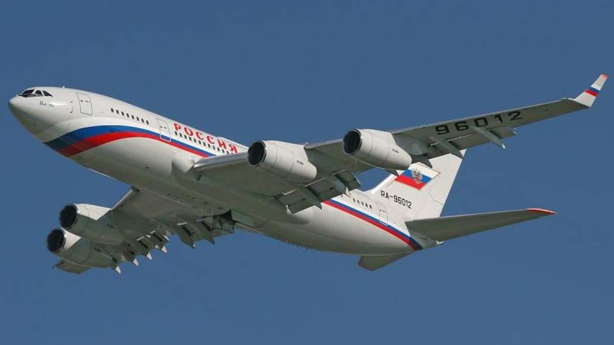 Російський літак