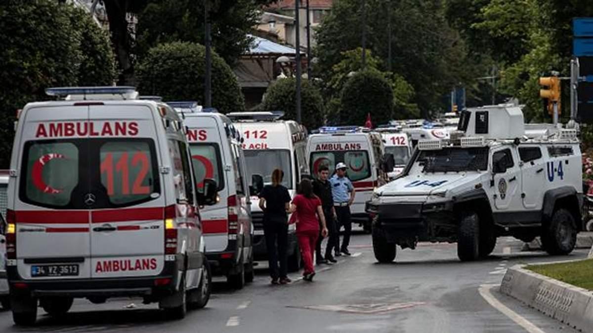 Сильный взрыв прогремел в Турции: есть жертвы - 4 ноября 2016 - Телеканал новин 24