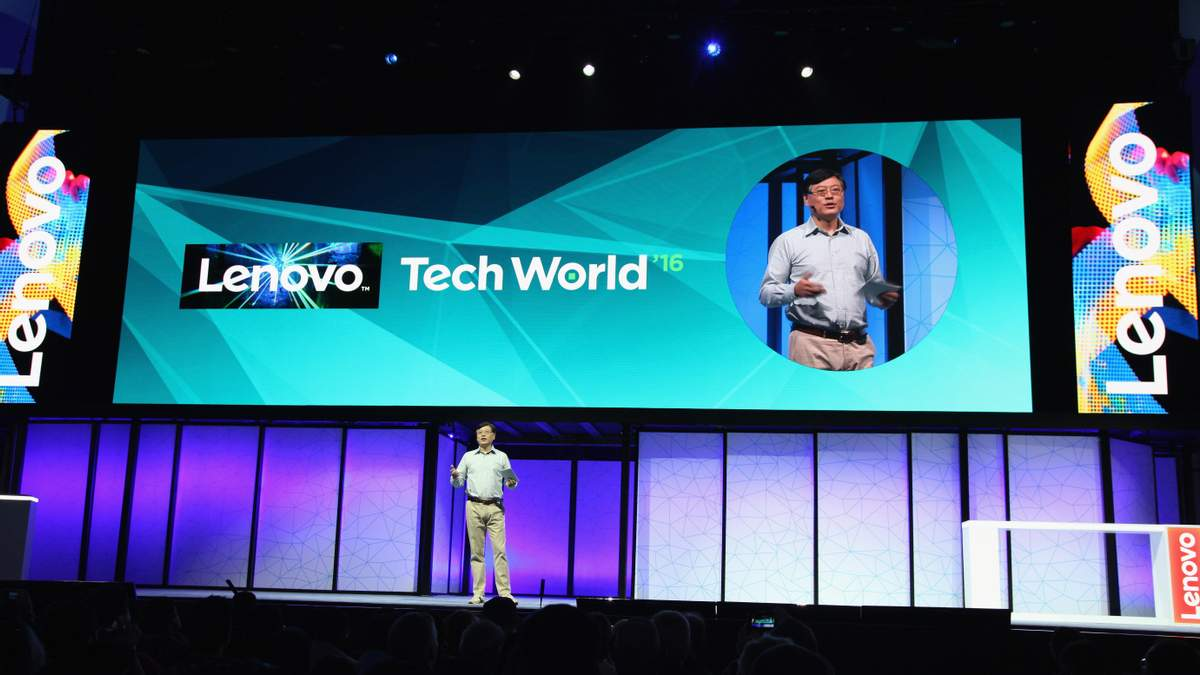 Презентація Lenovo