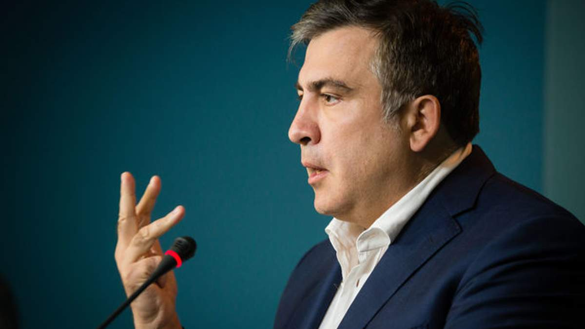 Саакашвили оставит воспоминания лишь о скандалах и невыполненных обещаниях, – Яременко