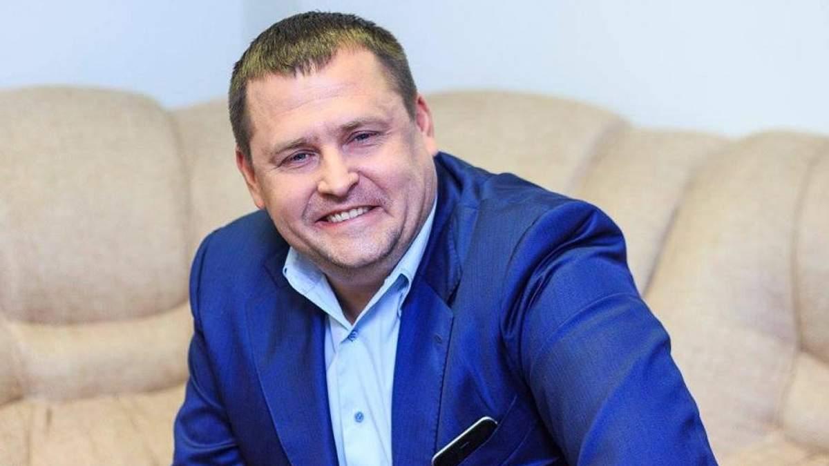"""""""Накачаний виродок"""" Філатов прокоментував відставку Саакашвілі"""