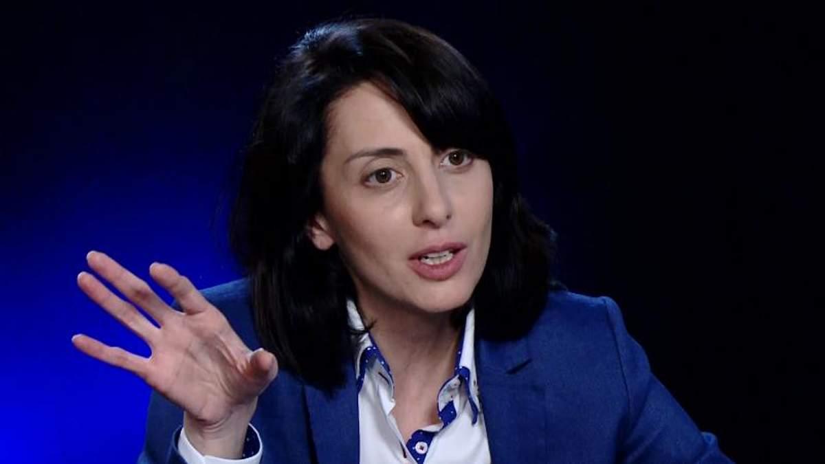 Деканоидзе озвучила приоритет работы полиции на 2017 год