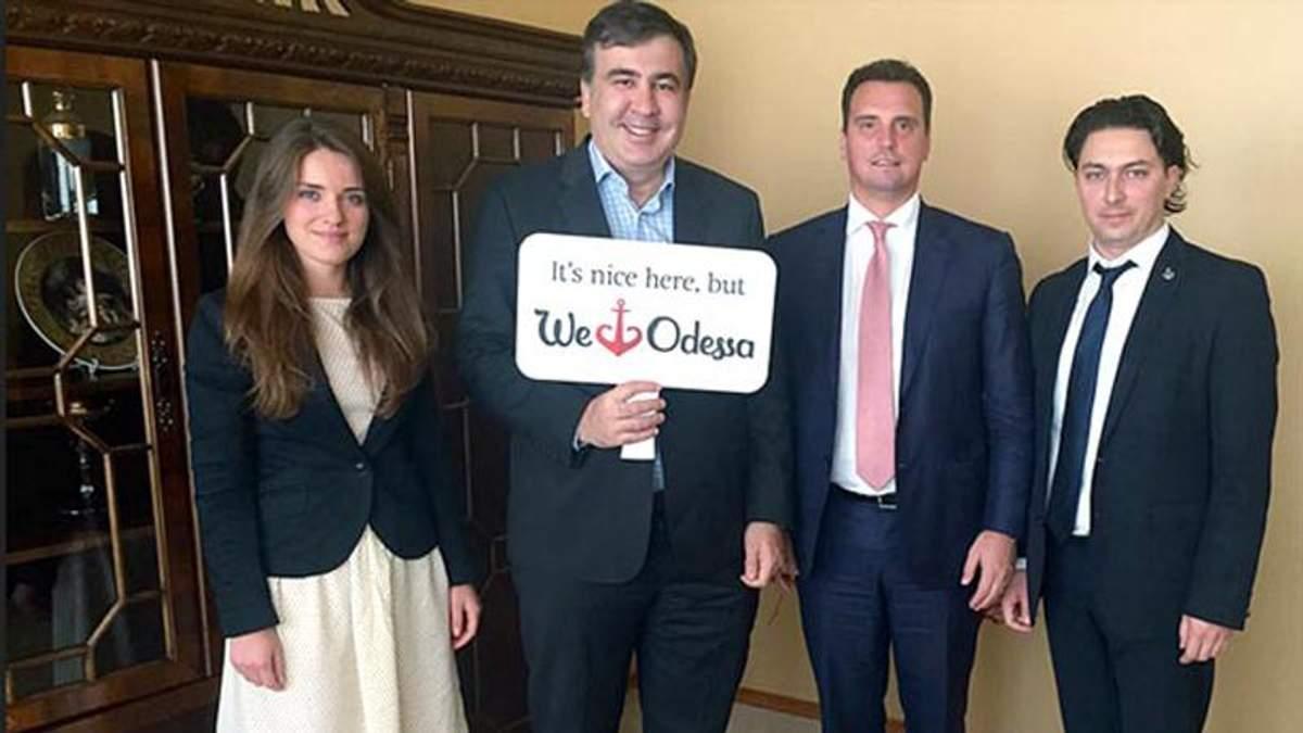 Вслед за Саакашвили может уйти в отставку еще один его соратник