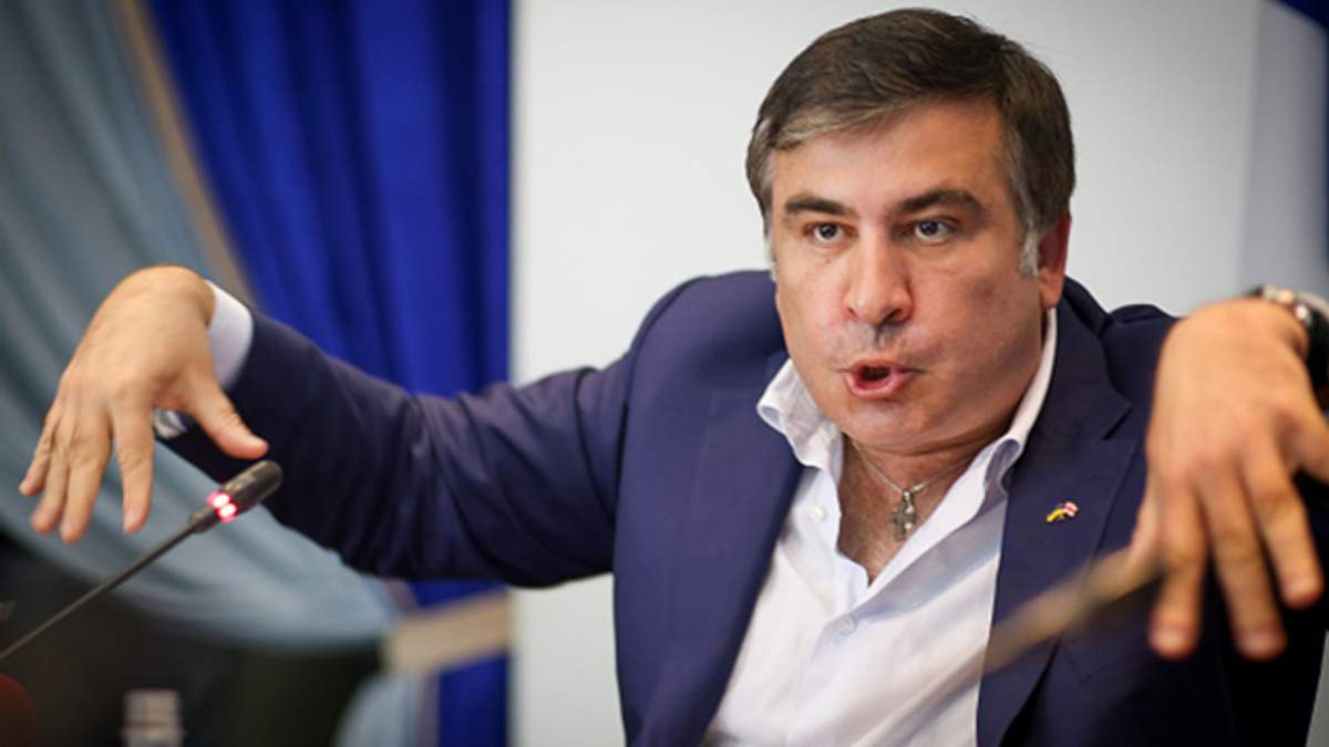 """Саакашвили едет в Киев """"выметать"""" Раду и Кабмин"""