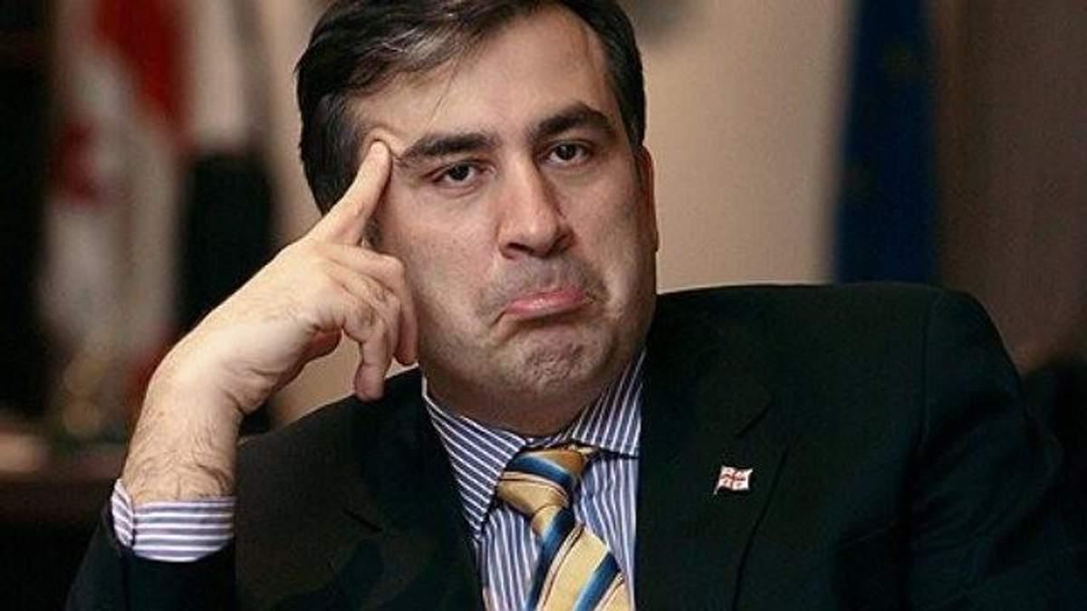 Саакашвили озвучил обещание Порошенко