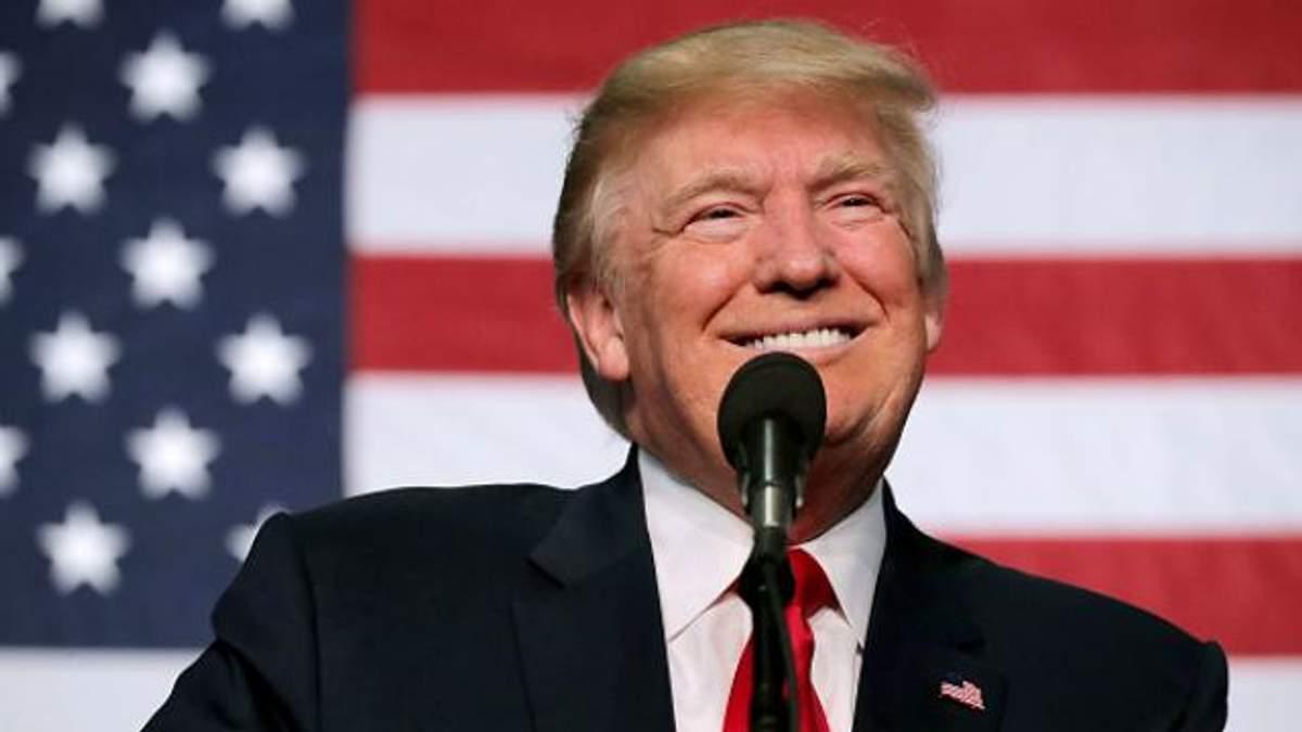 Дональд Трамп став 45-м президентом США