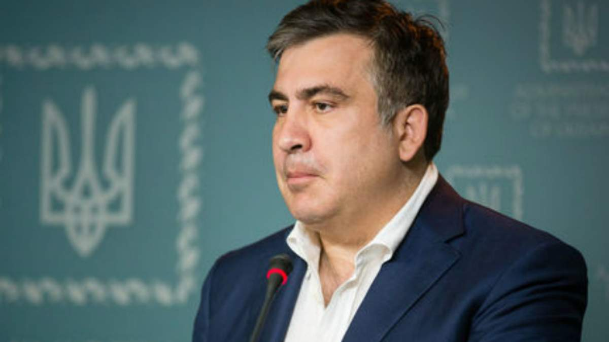 Кабмин без шума уволил Саакашвили