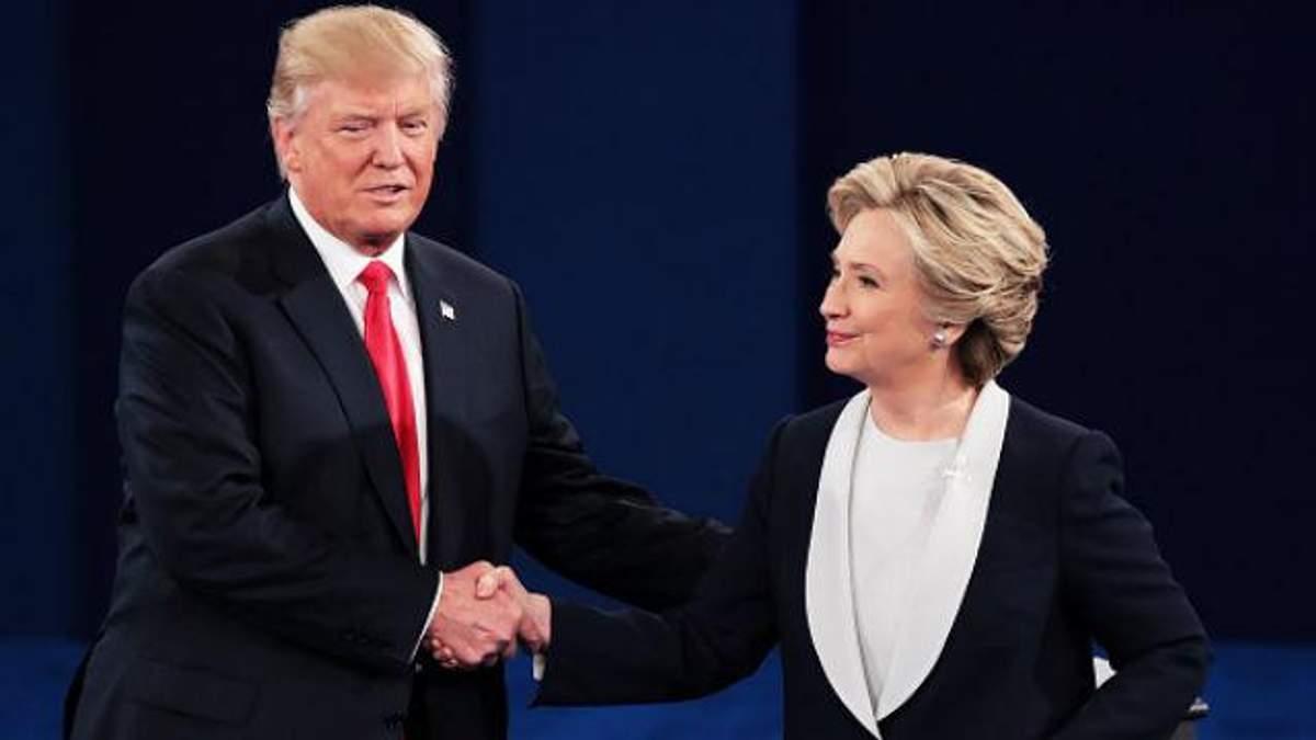 Даймо йому шанс, – Клінтон зробила заяву після програшу Трампу