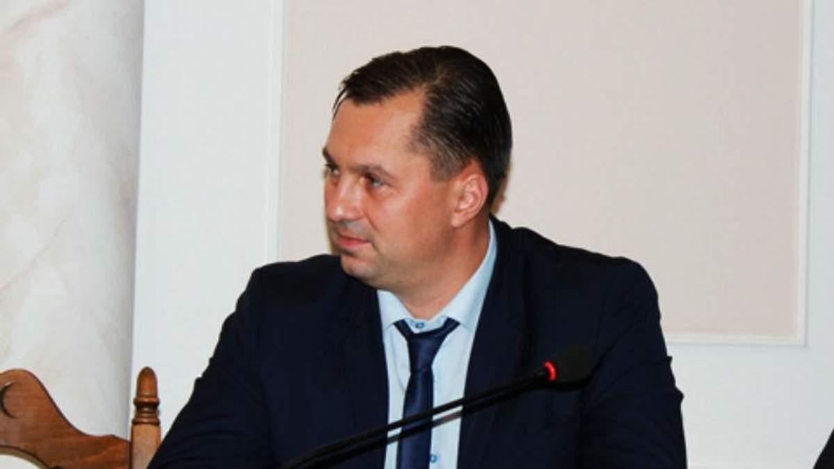 Представили нового руководителя Нацполиции в Одессе