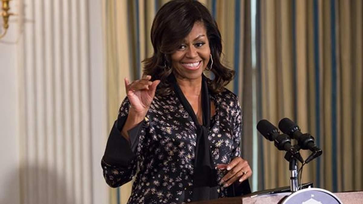 Мишель Обаму призывают баллотироваться в президенты