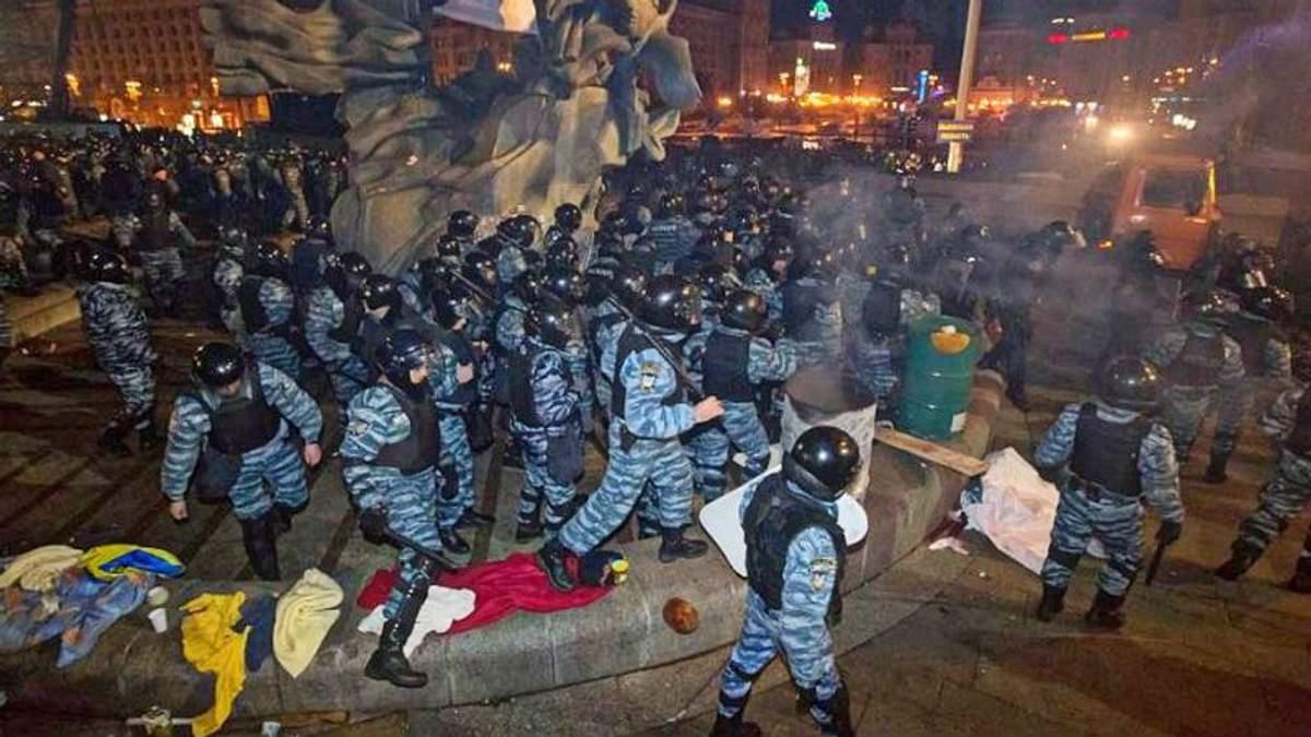 Наближається третя річниця побиття студентів на Євромайдані