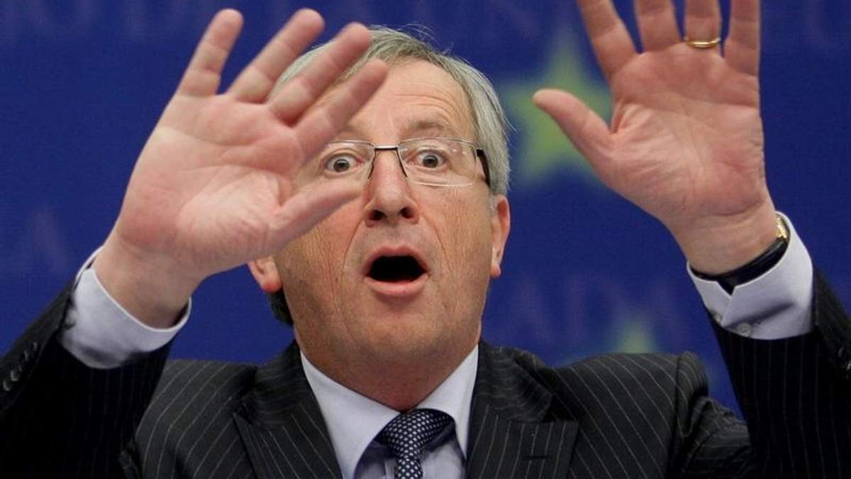 Глава Єврокомісії Жан-Клод Юнкер