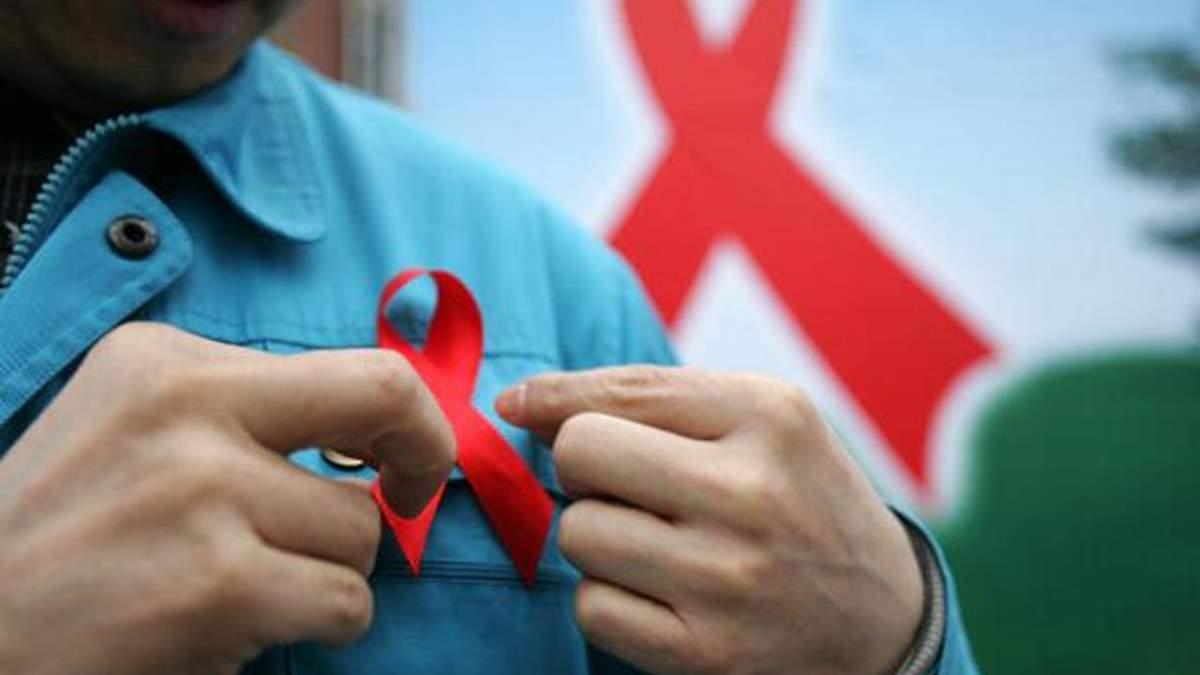 Символ боротьби з ВІЛ/СНІДом