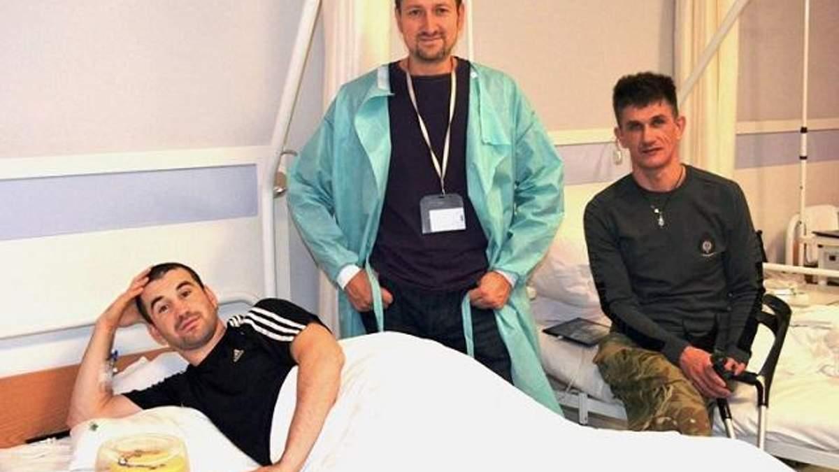 Небайдужі оплатили всю суму лікування українського захисника