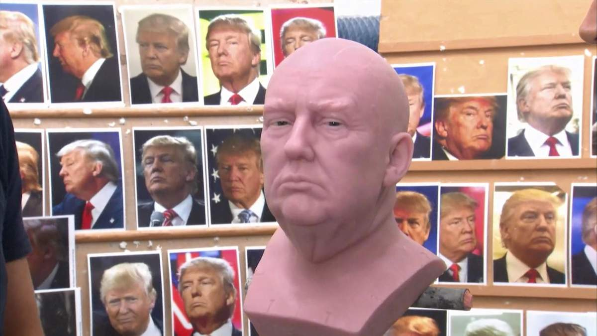 Фігура Дональда Трампа