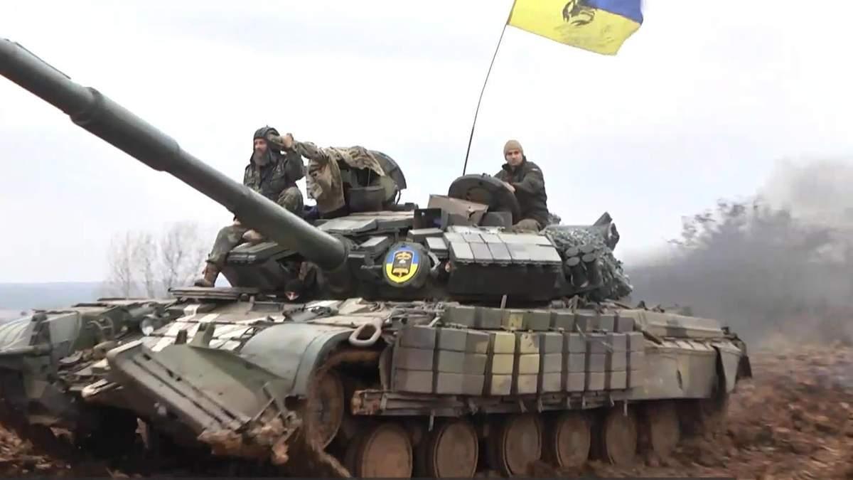 """Как тренируют """"стальной кулак"""" украинской армии"""