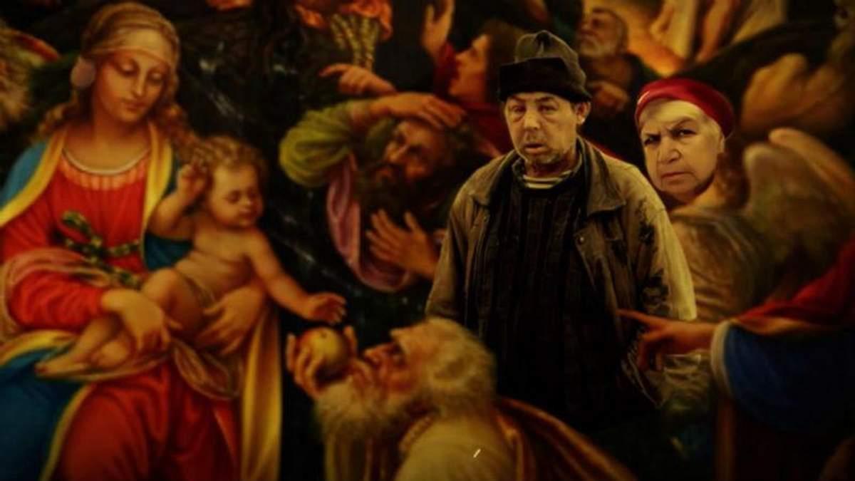 Российский художник осмелился дорисовать картину легендарного да Винчи