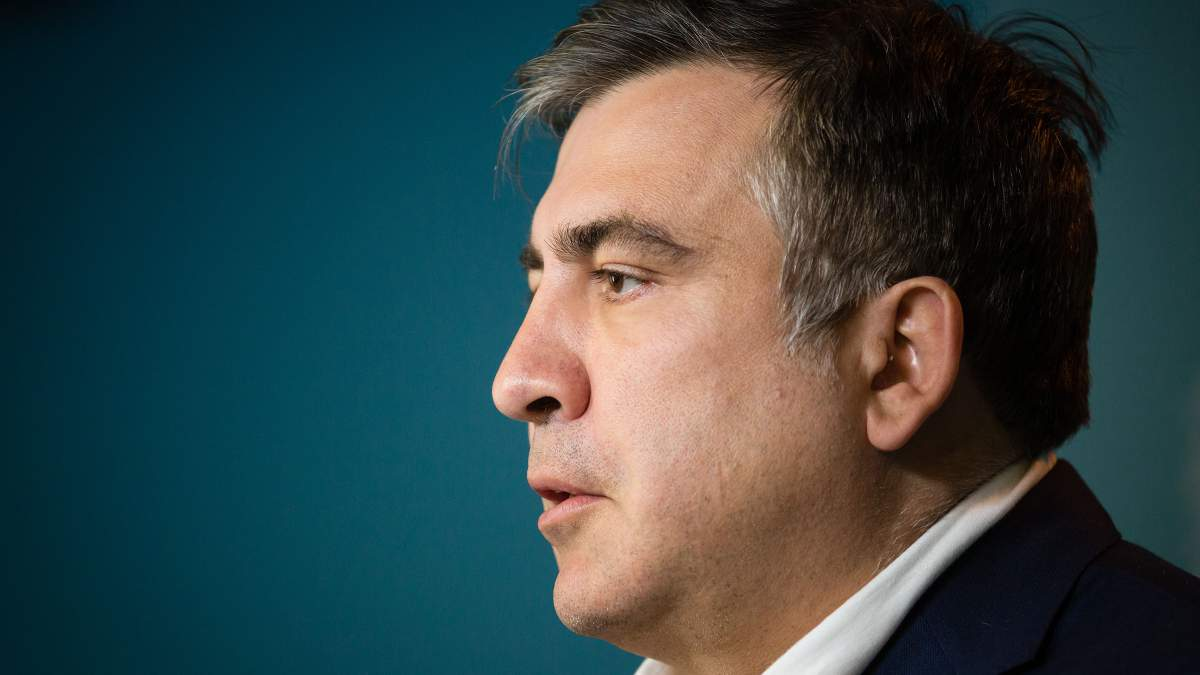 Порошенко предлагал мне возглавить свою партию, – Саакашвили
