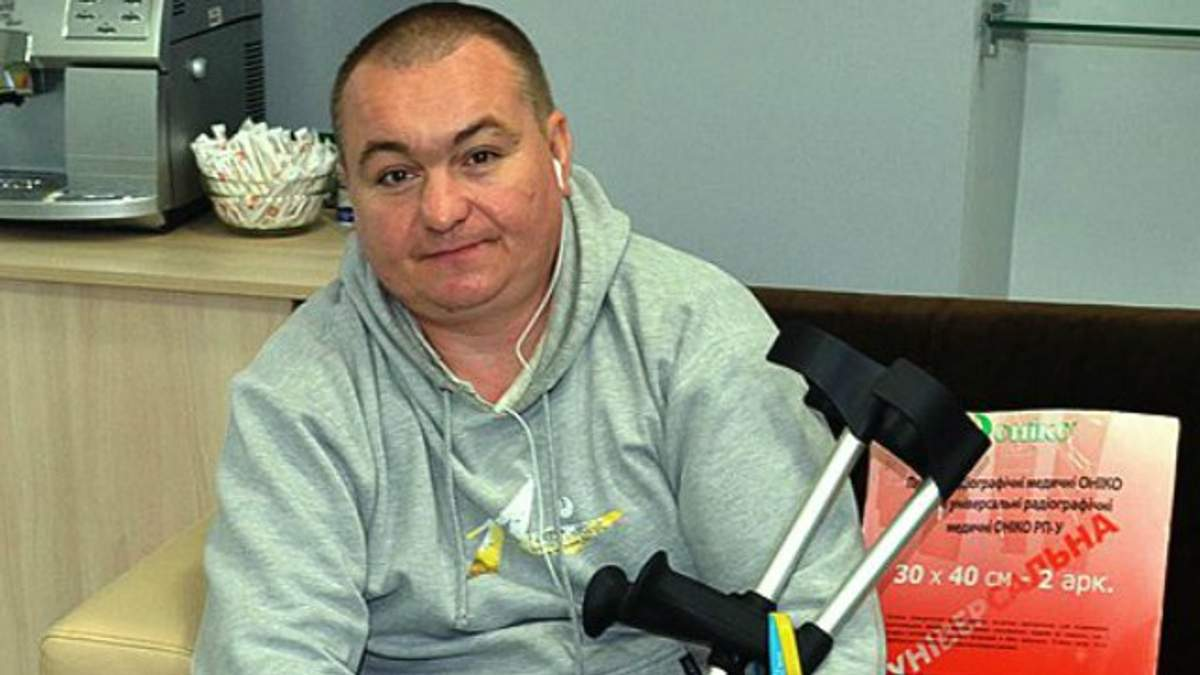 Боєць Сергій Кисиль
