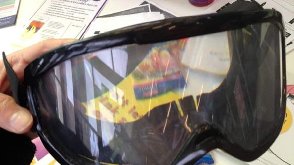 """Очки-симуляторы: как """"понять"""" пьяного водителя"""