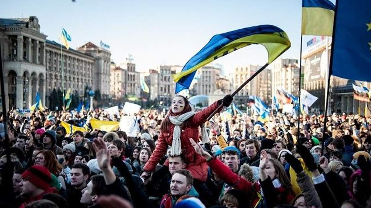 Годовщина Майдана. Что изменилось за три года