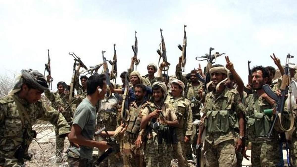 "Терористи ""Аль-Каїди"""