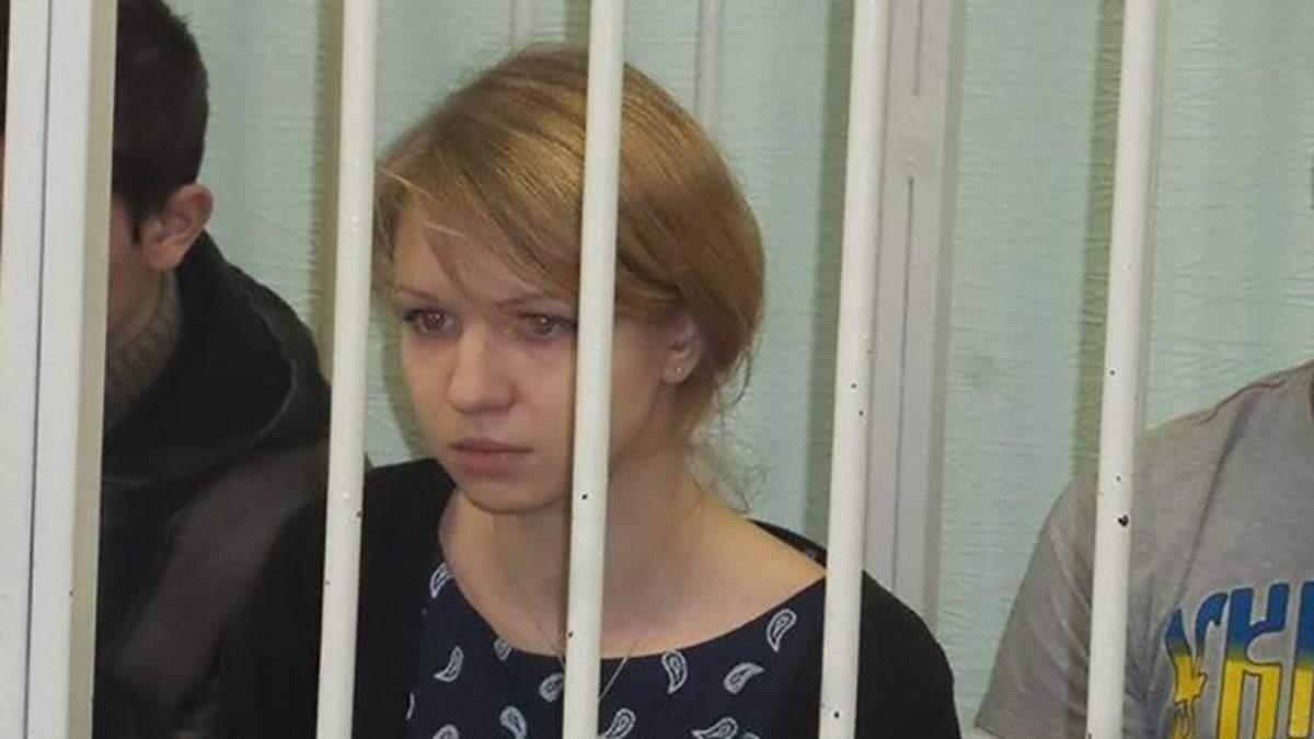 Нардеп прикував себе наручниками до Заверухи задля її звільнення