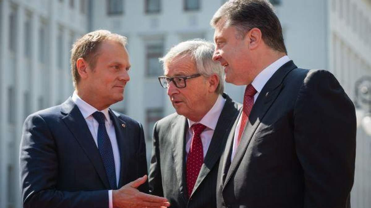 Істинні причини, чому українці не отримали безвізового режиму, криються не у Брюсселі