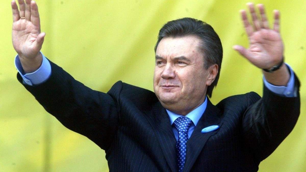Що означає повернення Януковича на екрани країни?