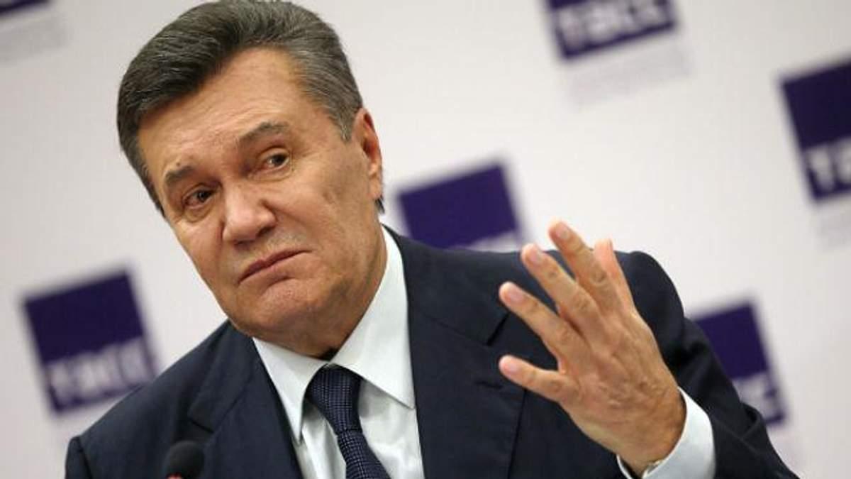 Кровавый день на Майдане. Янукович назвал свою версию и виновных