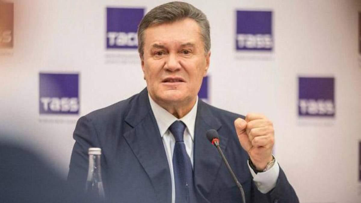 """""""Не вылазили с Майдана"""": Янукович считает оппозицию 2013-го представителями от народа"""