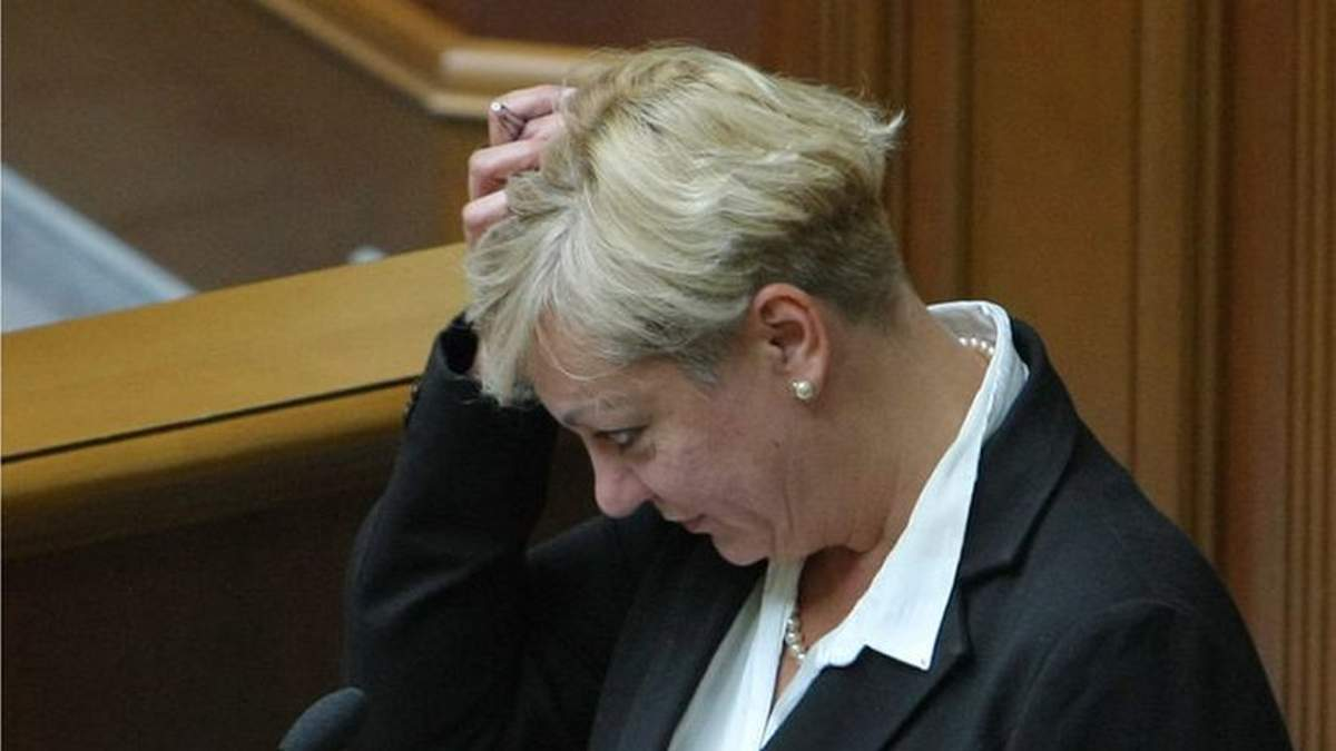 """Гонтарева подає у відставку, – джерело """"24"""""""