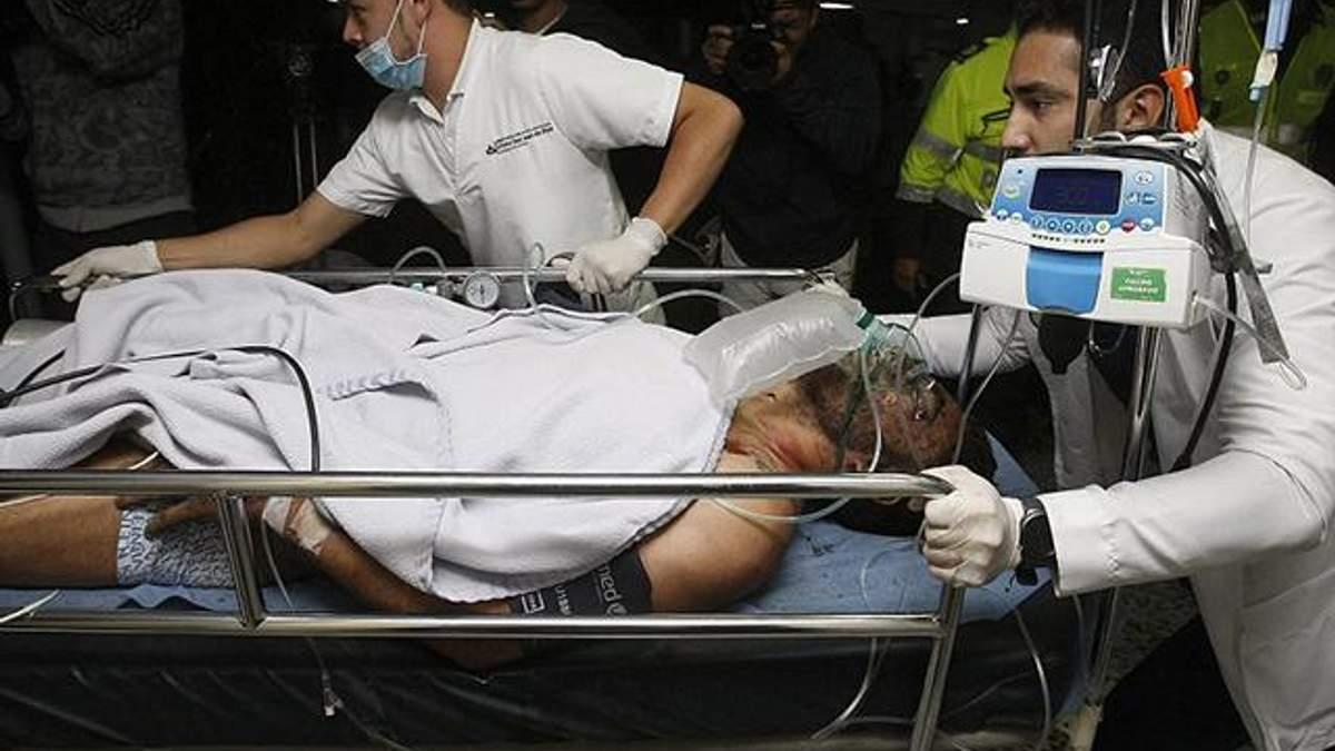 В авиакатастрофе в Колумбии погибли 25 человек