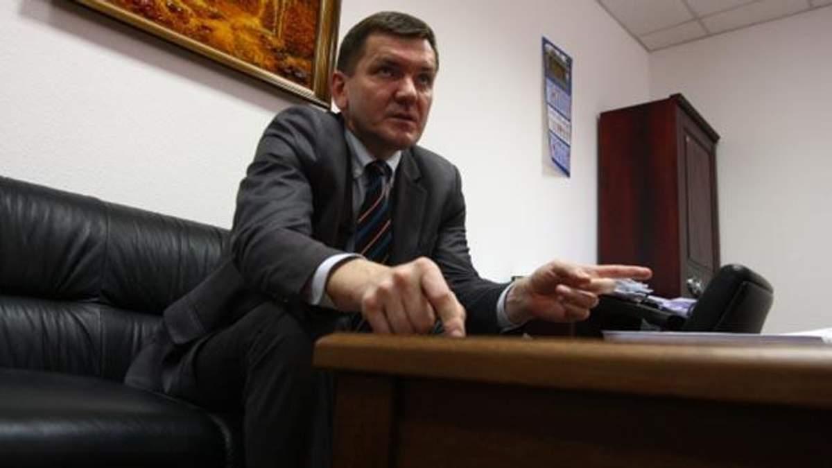 Заместитель начальника Главного следственного управления Генпрокуратуры Сергей Горбатюк