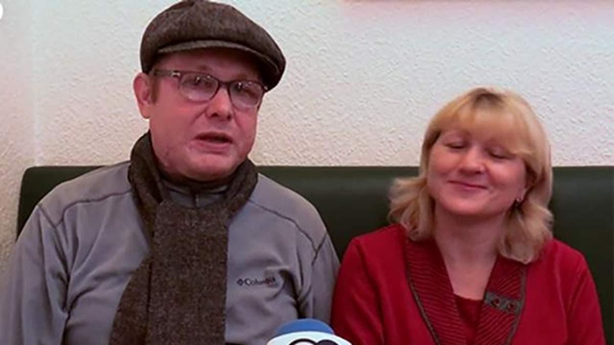 Німецькі лікарі повернули Жемчугову зір та слух