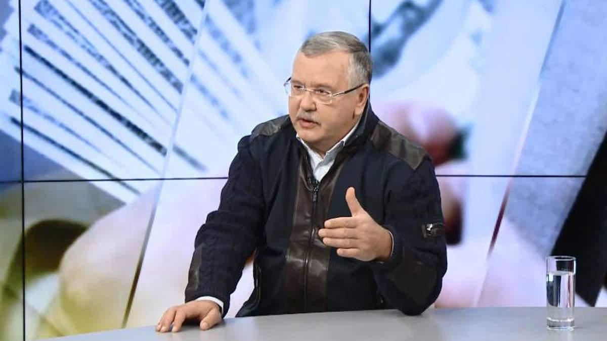 Якщо президент на гачку в іноземних спецслужб – це проблема для нас з вами, – Гриценко