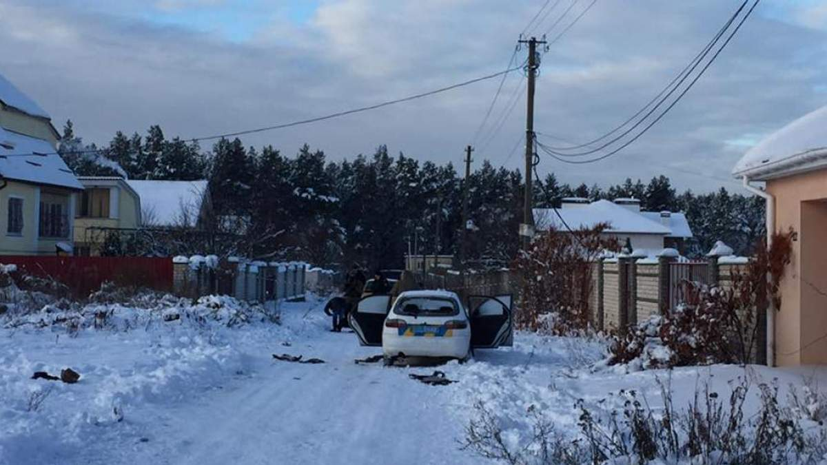 Перестрелка полиции под Киевом  и досрочные выборы в Раду – взаимосвязь событий