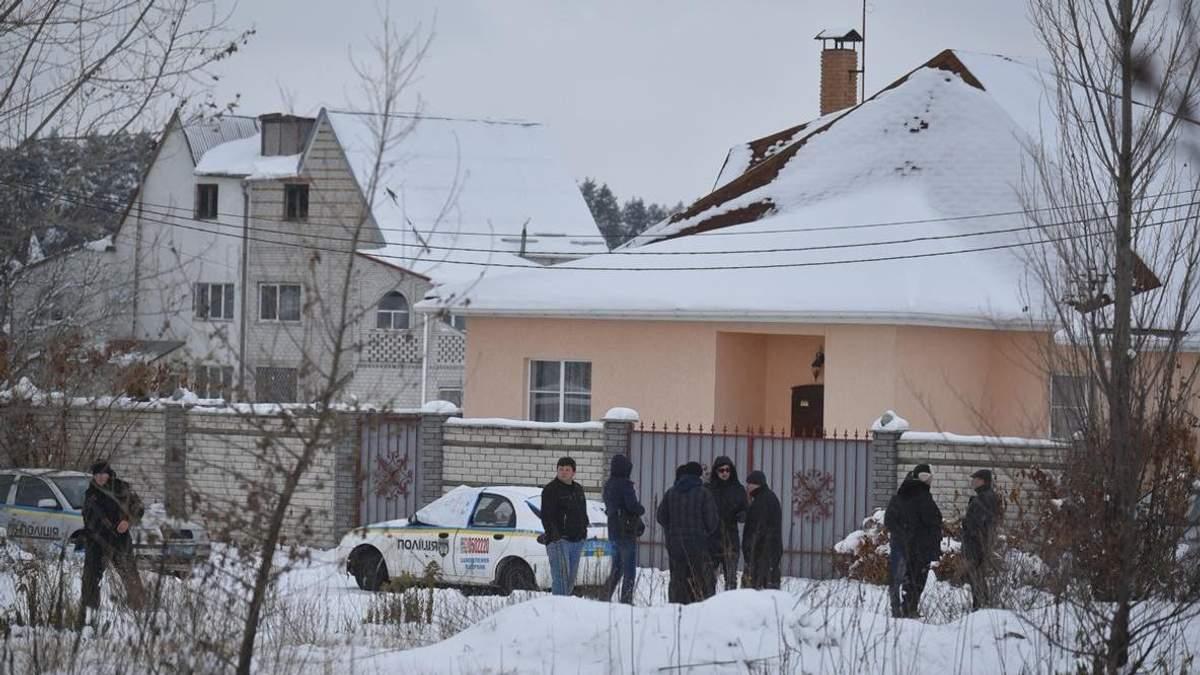 Перестрілка поліції під Києвом:  оприлюднено перші деталі розслідування