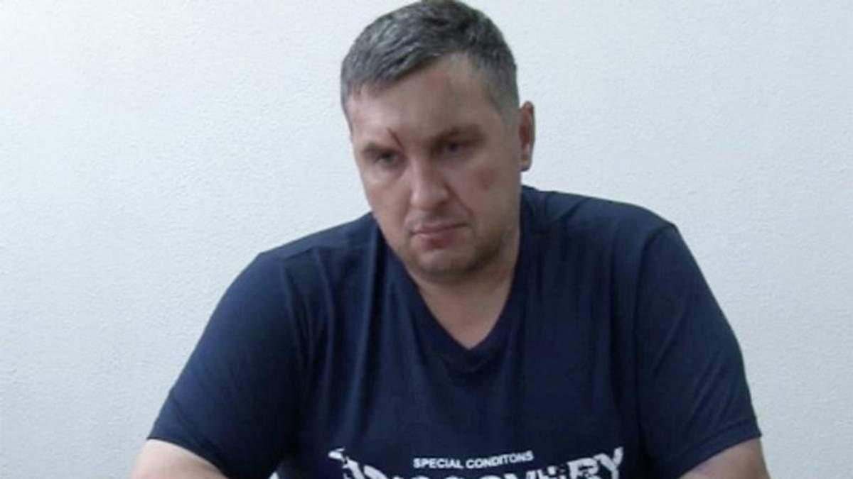 Заручник Кремля Євген Панов