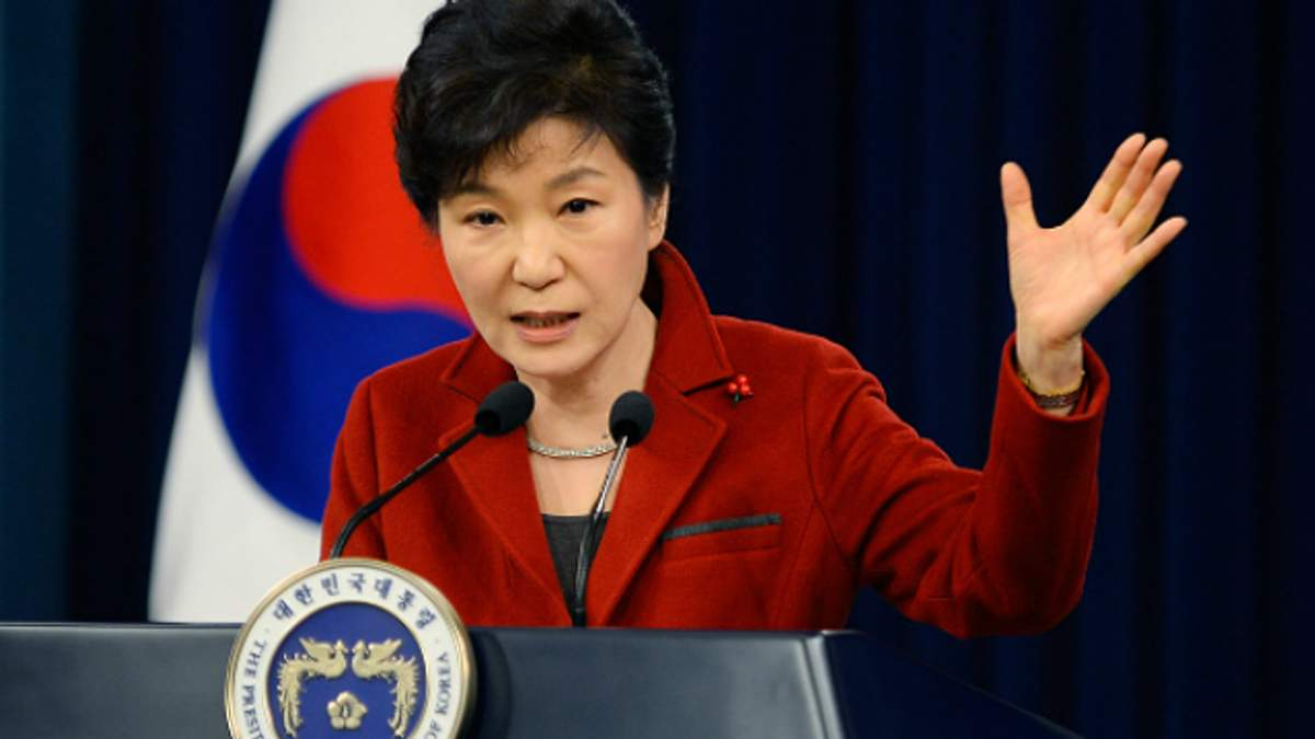 Президенту Южной Кореи объявили импичмент - 9 декабря 2016 - Телеканал новин 24