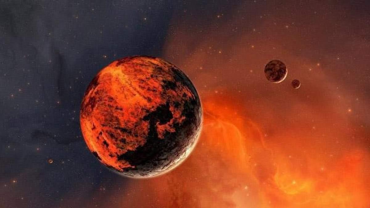 Космическое агентство опубликовало невероятное видео полета над Марсом