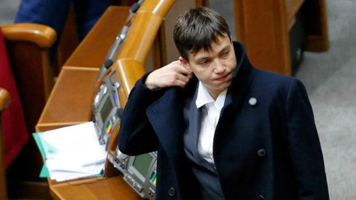 Чому Савченко їздила до бойовиків – ЗМІ дізнались про  підступний план Кремля